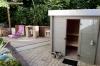 Die luxuriöse und private Sauna im Außenbereich